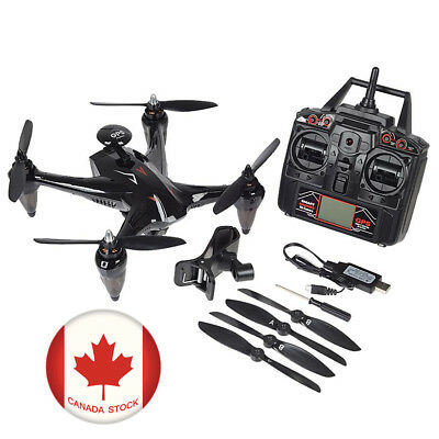 GW198 WIFI RC 5G 2.4G Remote Drone W/ 720P Camera GPS FPV Brushless Helicopter