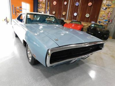 1970 Dodge Charger 500 1970 Dodge Charger new paint matching numbers 383 engine