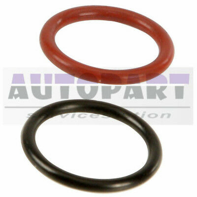 NEW For ACURA HONDA Power Steering Pump Inlet & Outlet O-Ring Seals 2 pc KIT