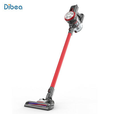 Dibea D18 120W Lightweight Cordless Handheld Stick 2 in 1 Vacuum Cleaner 9000 Pa