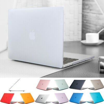 Case Cover for Apple Macbook Series Pro A1990 A1989 A1278 A1990 Air Clear Shell