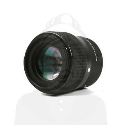 Autentico Sigma 56mm f/1.4 DC DN Contemporary Lens for Sony E