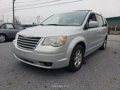 2008 Chrysler Town & Country Tourin Ed 08 Chrysler Town & Country STOW & GO SEATING