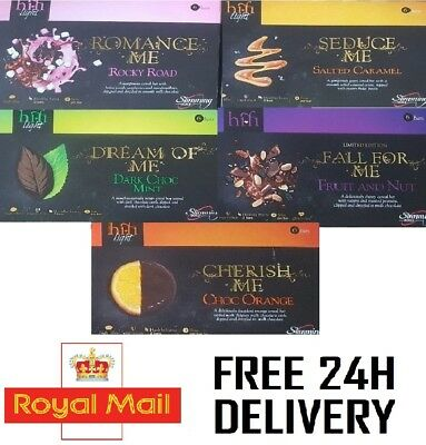 4 Boxes Slimming World Hi-Fi Bars - Any 4 Of 7 Flavours - Pick N Mix