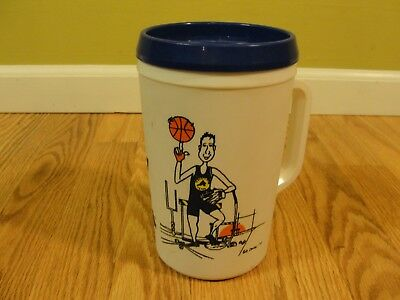 Aladdin Bob Oswald Sports Boy Girl Foam Insulated Double Wall Travel Mug 34 oz