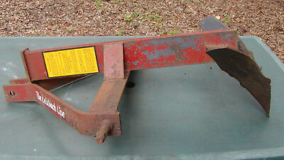 Leinbach Line Potato Plow Middlebuster Ripper 3 Point Hitch