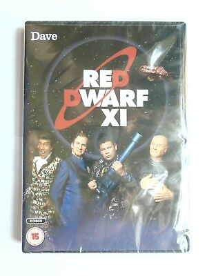 Red Dwarf - Season Series XI, DVD  NEW & SEALED  CG