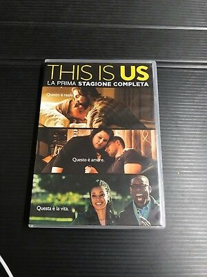 FB4 THIS IS US prima stagione completa con 5 DVD