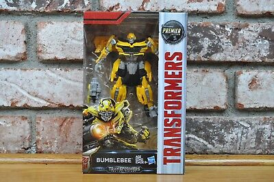 Transformers The Last Knight BUMBLEBEE Deluxe Class Premier