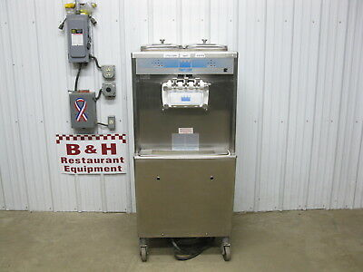 Taylor 754-27 Soft Serve Twin Twist Ice Cream Machine Air Cooled Single 1 Phase
