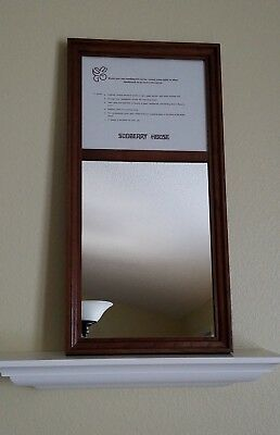 Sudberry House Needlework Cross Stitch with Wall Mirror Kit VINTAGE
