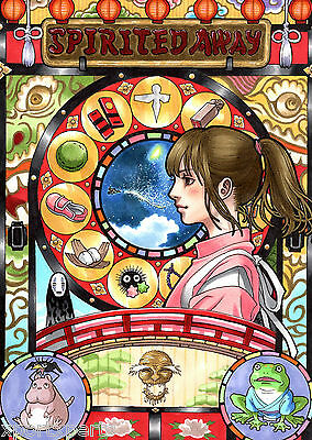 Studio Ghibli - Spirited Away Poster Print - Matte - Wall Art - Buy 2 Get 1 Free