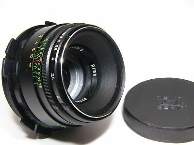 🎥Helios-44-2 2/58mm lens with PL-mount Red One,Arri. Fully CLA.