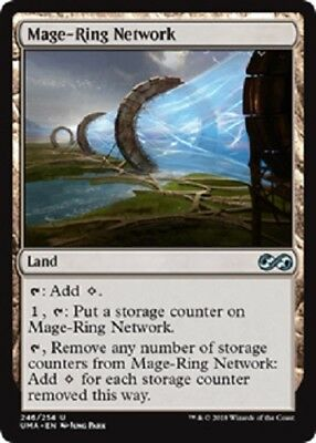 Ultimate Masters Mint Mage-Ring Network x 4 MTG