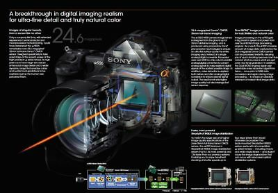 Sony A900  Full Frame 24.6 Mp Body Only Use  Sony Minolta And M42 Lenses