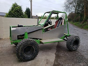 Land Rover Buggy 200 Tdi Turbo Diesel Off Road 4X4 Mud Great Fun Can Deliver