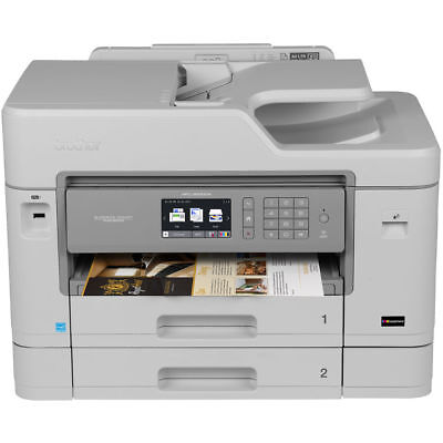 Brother MFC-J5930DW Colour Inkjet Printer All In One Wireless Scan Copy Fax A4