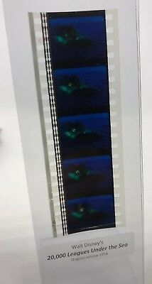 Disney Authentic 20,000 LEAGUES UNDER THE SEA Film 5-Cells Nautilus Ramming