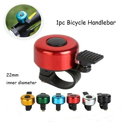 Rings Cycling Bicycle Handlebar  Horn Sound Alarm Metal Ring Safety Bike Bell