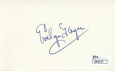 Cards & Papers 1946 Peter Donald Vintage Original Signature Autograph Paper A199