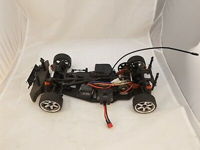 Battery Powered Older Remote Control Car All Wheel Drive