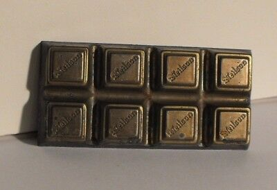 Vintage Neilson's Canadian Chocolate Candy Candies metal candy Mold