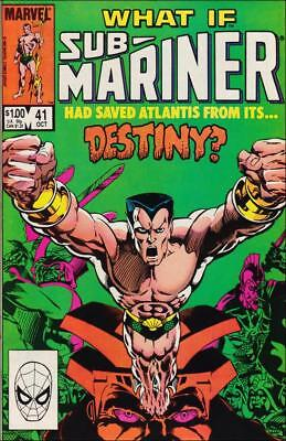 Marvel Comics: What If #41 (1977) VF