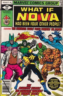 Marvel Comics: What If #15 (1977) VF