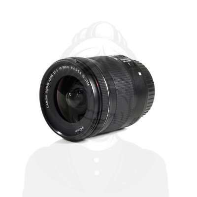 Autentico Canon EF-S 10-18mm f/4.5-5.6 IS STM Lens (Retail Box)