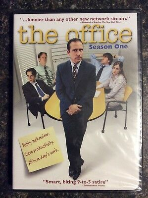 the office season 1 DVD