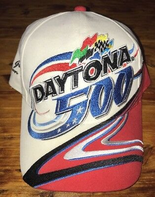 Racing-nascar Good 47th Annual Daytona 500 The Great American Race 2005 Hat Adjustable Strap Cap Sports Mem, Cards & Fan Shop