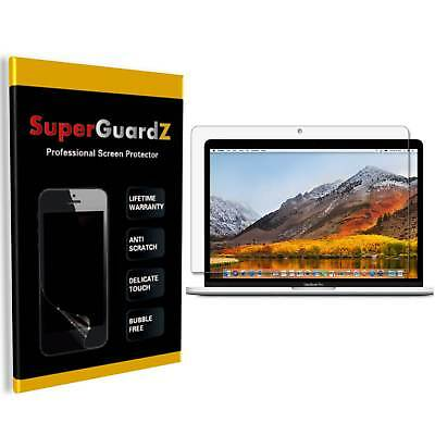 3X SuperGuardZ Clear Screen Protector Guard For MacBook Pro 13 inch (2016-2018)