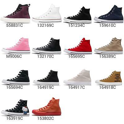 Converse Chuck Taylor All Star Hi Top Men Women Shoes Sneakers Pick 1