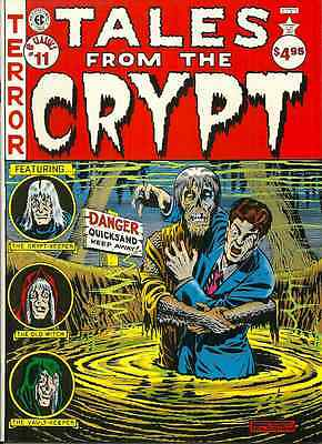 Ec Classics 11 - Tales From The Crypt - Wally Wood, Graham Ingels, Jack Davis