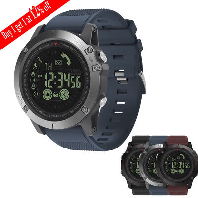 New T1 Tact-Military Grade Super Tough Smart Watch Every Guy in Israel is Talk