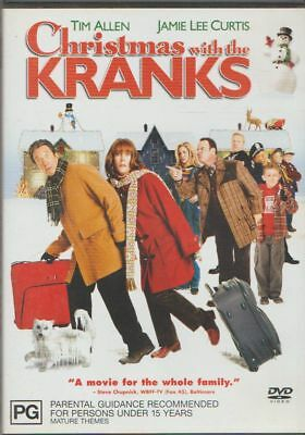 D.v.d Movie  Db803   Christmas With The Kranks      Dvd
