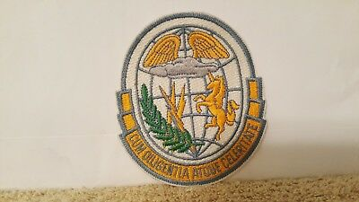 USAF 7th AIR REFUELING SQUADRON PATCH 4 x 3 1/4 inches