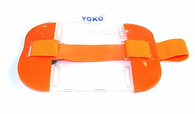 EUR SIA Holder Badge Card Door Supervisor ARMBAND Pass Security ID 4TwqxzA6R