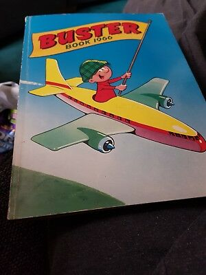 The Buster Book 1966 X VERY GOOD CONDITION X very Rare XX 1089 XX