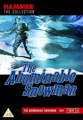 The Abominable Snowman [DVD] [1957][Region 2]
