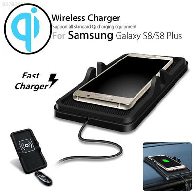 6911 Dashboard Holder Wireless Charger Fast Phone Charging Phone Car Interior