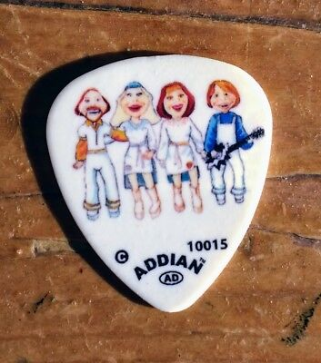 ABBA guitar pick
