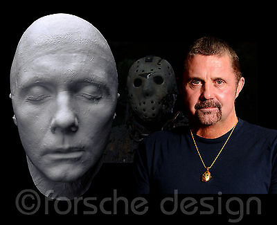 Kane Hodder Jason Voorhees Life Mask Victor Crowley Friday the 13th Hatchet