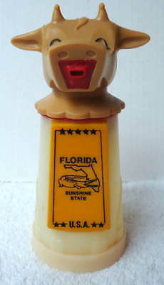 Vintage Moo-Cow Creamer Florida From Whirley Industries #22W
