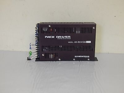 UIC p//n 630 115 6361 Repaired Pack Driver AK-BX410M  Stepping Motor Driver
