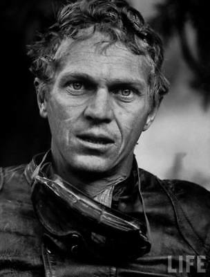 Steve McQueen (King of Cool) - 8x10 Photo - Magnificent Seven - Great Escape - 1