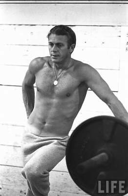 Steve McQueen (King of Cool) - 8x10 Photo - Magnificent Seven - Great Escape - 4