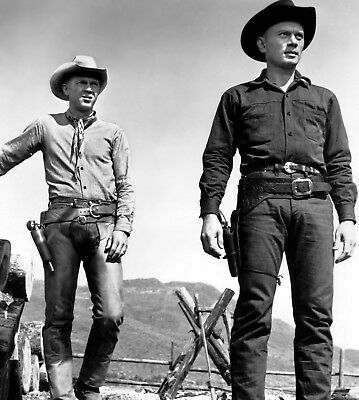 Steve McQueen (King of Cool) - 8x10 Photo - Magnificent Seven - Great Escape 13