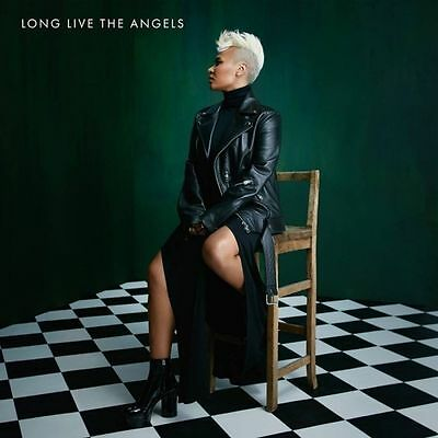 Emeli Sande ~ Long Live The Angels ~ Special Edition Deluxe Cd Set ~ New/sealed