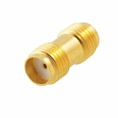 SMA Female to SMA Female Jack in series RF Coaxial Adapter Connector Converter